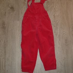 Vintage Girls United Colors of Benetton overalls